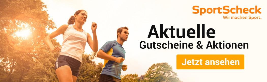 SportScheck Versandkostenfrei Gutschein
