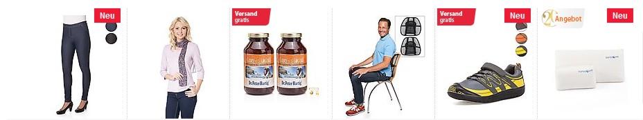 HSE24 Produkte