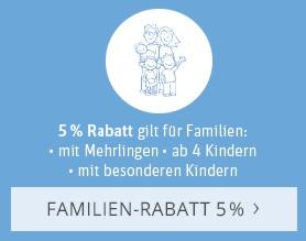 JAKO-O Familienrabatte
