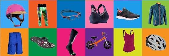 Decathlon Produkte