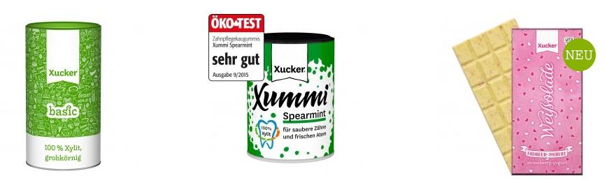Xucker Sortiment